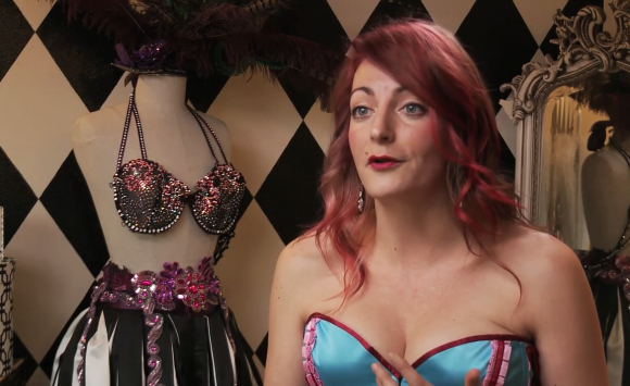 FIRST BURLESQUE EVENT AND DOCUMENTARY REVIEW