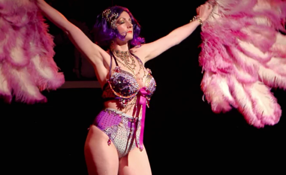 BEAUTY TIPS FROM BURLESQUE STAR ZORA VON PAVONINE THAT EVERYONE CAN PUT TO GOOD USE