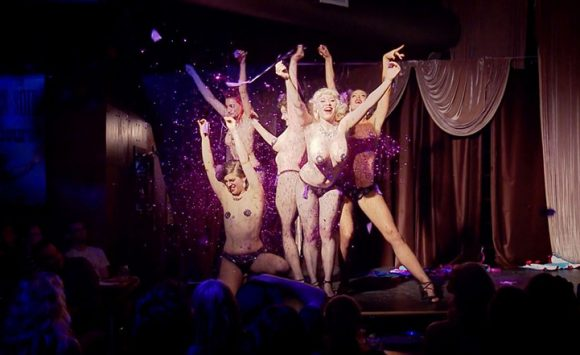 BURLESQUE PULLS THE PASTIES OFF THE FASCINATING WORLD OF STRIP TEASE