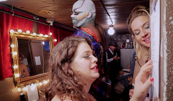 'BURLESQUE: HEART OF THE GLITTER TRIBE' DOCUMENTARY DELIVERS A PEAK INTO EXOTIC PERFORMANCE